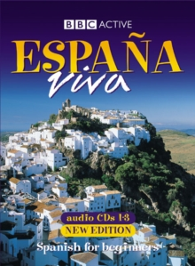 ESPANA VIVA CDS 1-3 NEW EDITION, CD-Audio Book