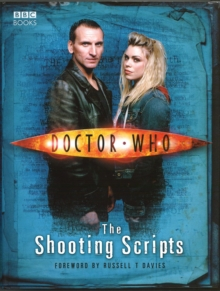 Doctor Who: The Shooting Scripts, Hardback Book