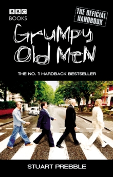 Grumpy Old Men: The Official Handbook, Paperback Book