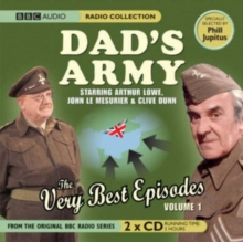 Dad's Army: The Very Best Episodes : Volume 1, CD-Audio Book