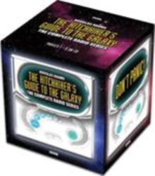 The Hitchhiker's Guide To The Galaxy : The Complete Radio Series, CD-Audio Book