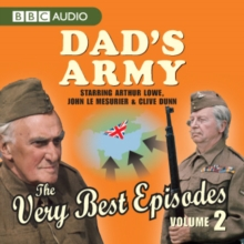 Dad's Army: The Very Best Episodes : Volume 2, CD-Audio Book