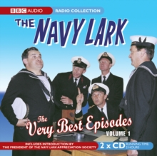 The Navy Lark: The Very Best Episodes Volume 1, CD-Audio Book