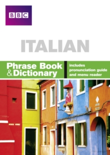BBC Italian Phrase Book & Dictionary, Paperback Book