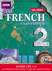 THE FRENCH EXPERIENCE 2 (NEW EDITION) CD's 1-5, CD-Audio Book