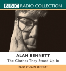 The Clothes They Stood Up in, CD-Audio Book