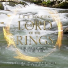 The Lord Of The Rings Part One: The Fellowship Of The Ring, CD-Audio Book