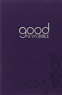 Good News Bible Soft Touch Edition, Leather / fine binding Book