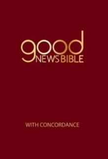 Good News Bible With Concordance, Hardback Book