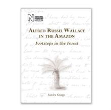 Alfred Russel Wallace in the Amazon : Footsteps in the Forest, Paperback / softback Book