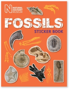 Fossils Sticker Book, Paperback / softback Book