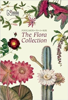 The Flora Collection : Postcards in a Box, Cards Book