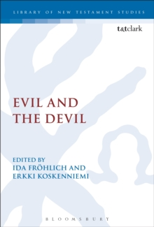 Evil and the Devil, PDF eBook
