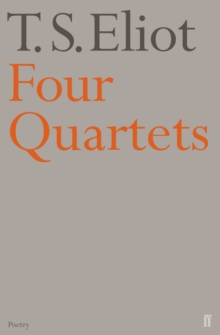 Four Quartets, Paperback / softback Book