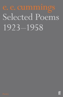 Selected Poems 1923-1958, Paperback Book