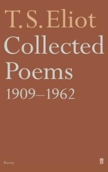 Collected Poems 1909-1962, Paperback / softback Book