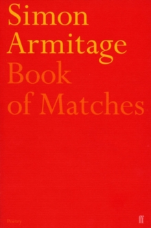 Book of Matches, Paperback Book
