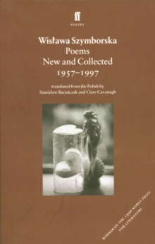 Poems, New and Collected, Paperback / softback Book