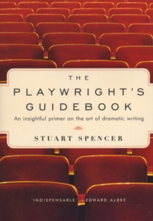 The Playwright's Guidebook, Paperback Book