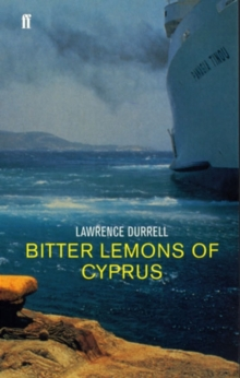 Bitter Lemons of Cyprus, Paperback Book