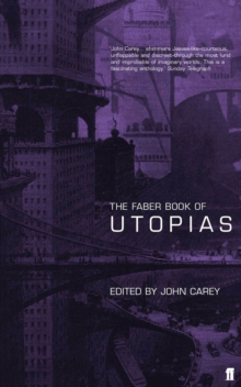 The Faber Book of Utopias, Paperback Book