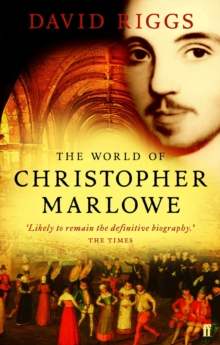 The World of Christopher Marlowe, Paperback / softback Book