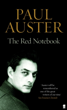 The Red Notebook, Paperback Book
