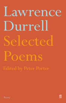 Selected Poems of Lawrence Durrell, Paperback / softback Book
