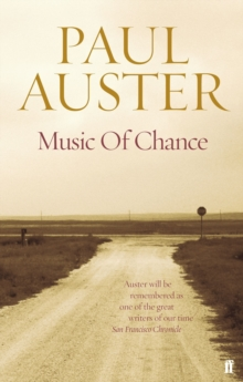 The Music of Chance, Paperback / softback Book