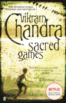 Sacred Games, Paperback / softback Book