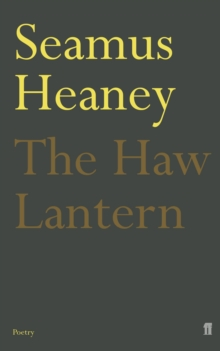 The Haw Lantern, Paperback / softback Book