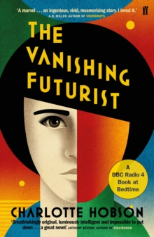 The Vanishing Futurist, Paperback Book