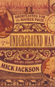 The Underground Man, Paperback / softback Book