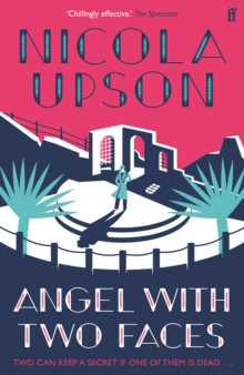 Angel with Two Faces, Paperback Book
