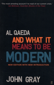 Al Qaeda and What it Means to be Modern, Paperback Book