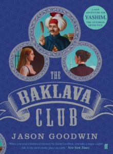 The Baklava Club, Hardback Book