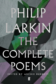 The Complete Poems of Philip Larkin, Paperback / softback Book