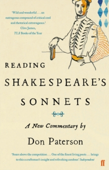 Reading Shakespeare's Sonnets : A New Commentary, Paperback / softback Book