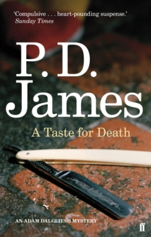 A Taste for Death, Paperback / softback Book