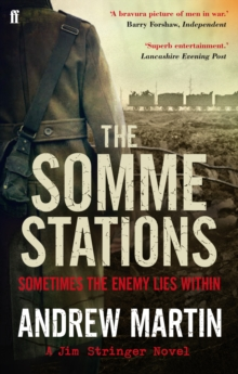 The Somme Stations, Paperback / softback Book