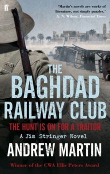 The Baghdad Railway Club, Paperback / softback Book