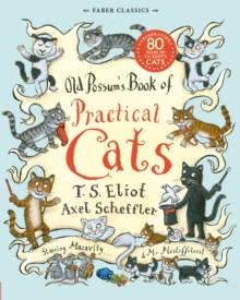Old Possum's Book of Practical Cats, Paperback / softback Book