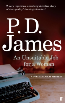 An Unsuitable Job for a Woman, Paperback / softback Book