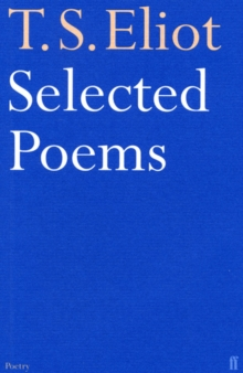 Selected Poems of T. S. Eliot, EPUB eBook