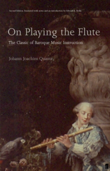 On Playing the Flute, EPUB eBook
