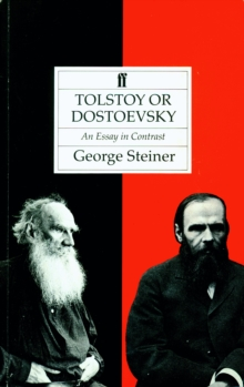 Tolstoy or Dostoevsky, EPUB eBook