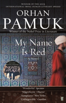My Name is Red, Paperback Book