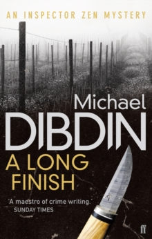 A Long Finish, Paperback Book