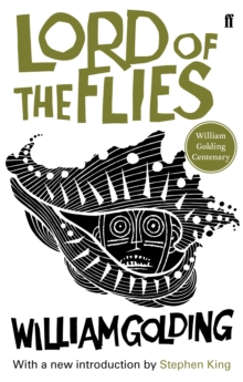 Lord of the Flies : with an introduction by Stephen King, Paperback Book