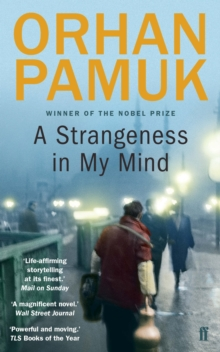A Strangeness in My Mind, Paperback Book